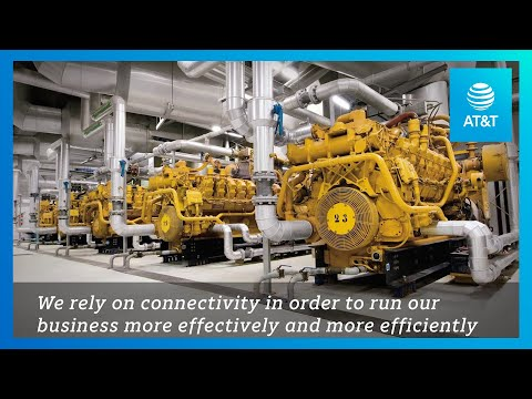 Learn how AT&T is Connecting Caterpillar Products Globally