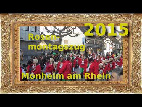 Rosenmontagszug 16.02.2015