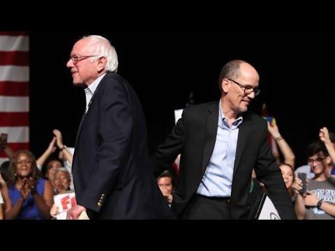 Durbin on Sanders-NARAL abortion fight (видео)