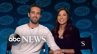 Video 'American Idol' heartthrob Trevor Holmes and his girlfriend speak out MP3, 3GP, MP4, WEBM, AVI, FLV Maret 2018