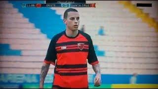 No Campeonato Brasileiro Série B teve Oeste 2x0 Santa Cruz no dia 01/07/2017  Melhores momentos de Gabriel Vasconcelos