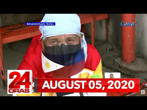 24 Oras Express: August 5, 2020 [HD]