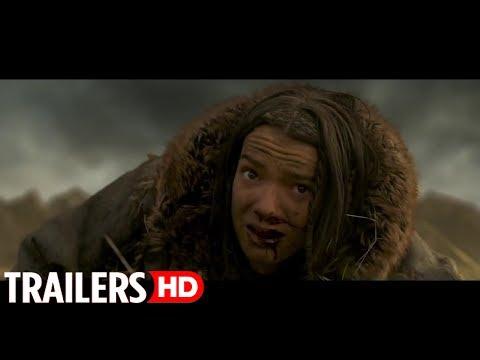 Alpha Official Trailer 2018 Kodi Smit McPhee, Natassia Malthe Drama Movie HD   YouTube