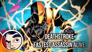 """Video Lazarus Contract """"Deathstroke Takes Flashes Powers"""" - Rebirth Complete Story MP3, 3GP, MP4, WEBM, AVI, FLV Juli 2018"""