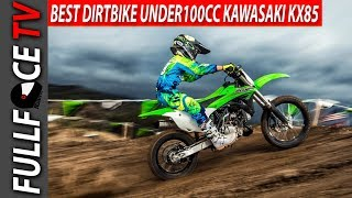 7. 2017 Kawasaki KX85 Review and Specs