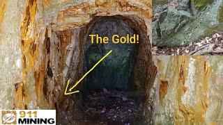 Video High Grade Gold Left In Old Mines & Finding Loads Of Vuggy Quartz Veins MP3, 3GP, MP4, WEBM, AVI, FLV September 2019