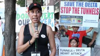 Californians Tell You Why They Oppose Gov. Brown's Tunnels Plan