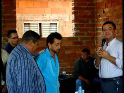 abertura da nova igreja no bairro tempo novo em gouvelandia