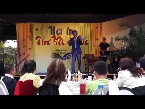 Hội tụ Thơ Việt ở Đức - Hoàng Long (Leipzig) đọc thơ