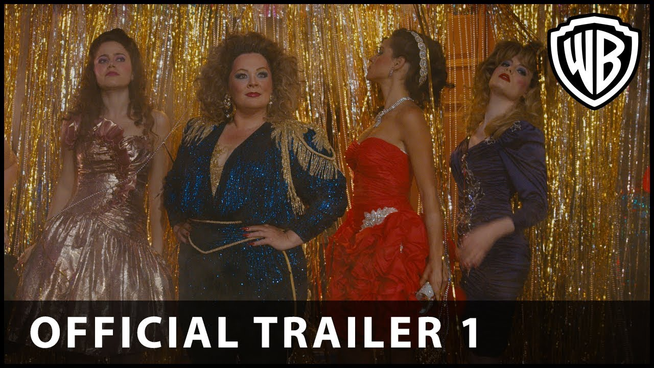 Old School Meets New Life as Melissa McCarthy is the 'Life of the Party' (Trailer) in College with Maya Rudolph