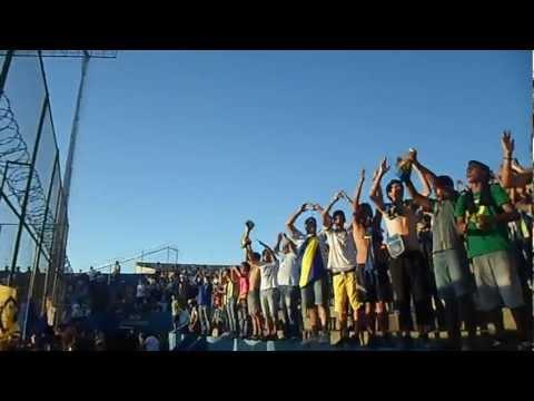 Libertad vs Luqueño - Clausura 2012 - Chancholigans - Sportivo Luqueño