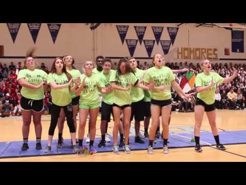 FREEHOLD TOWNSHIP SENIOR BOTC DANCE 2016/2017