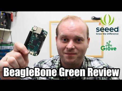 BeagleBone Green Revisión en Español