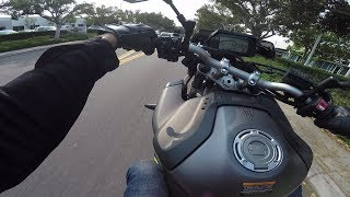 1. 2018 Yamaha MT-10 - MC Commute
