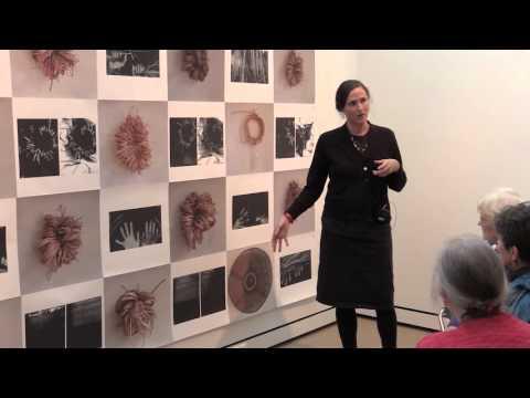 Gallery Talk: Sara Siestreem
