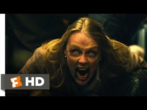 World War Z (7/10) Movie CLIP - Flight of the Living Dead (2013) HD