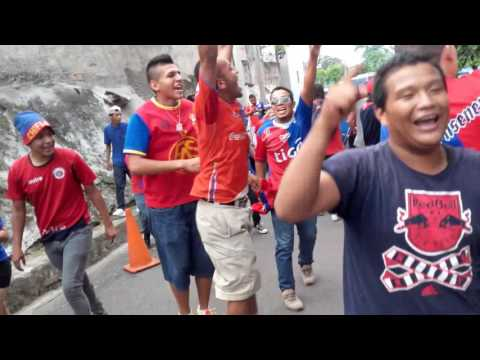 Entrada Turba Roja - Turba Roja - Deportivo FAS
