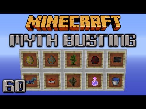 mini - Minecraft Myth Busting Playlist ▻ https://www.youtube.com/playlist?list=PL7VmhWGNRxKi1ikLc2b_pi6EIGOCdF10d Another episode of mini myths, where we take on 5 smaller myths :-) Minecraft:...