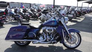 4. 960261 - 2013 Harley Davidson CVO Road King   FLHRSE5 - Used motorcycles for sale