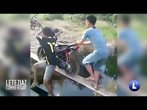 Masaktan Na Ako Wag Lang Motor Ko Funny Best Videos Compilation