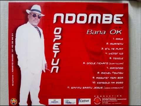 (Intégralité) Ndombe Opetum & Bana Ok - Bula Ntulu 2002 HQ (видео)