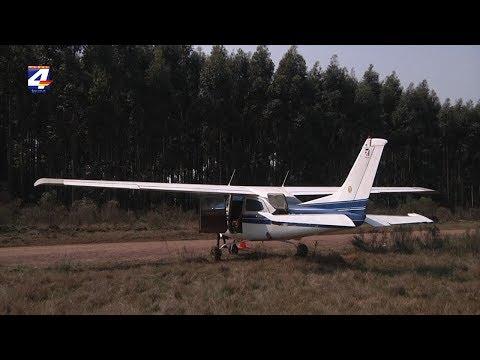Prisión para piloto y copiloto de avión que aterrizó en Morató