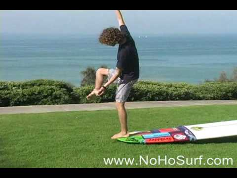 noho - The NOHO Surf Trainer is a new tool that gives surfers of all skill levels the ability to practice surfing in their own homes and on their own surfboards. In...