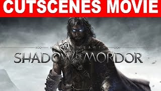 Nonton Middle Earth  Shadow Of Mordor All Cutscenes Movie Film Subtitle Indonesia Streaming Movie Download