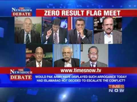 newshour - India on Monday (January 14) lodged a strong protest against the ceasefire violations by Pakistan along the Line of Control (LoC) and made it clear to it tha...