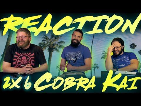 """Cobra Kai 2x6 REACTION!! """"Take a Right"""""""