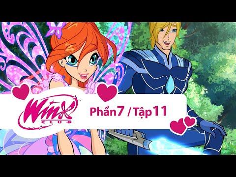 Winx Club - Winx Club - Winx Công chúa phép thuật - Phần 7 Tập 11 [trọn bộ] - Thời lượng: 22 phút.