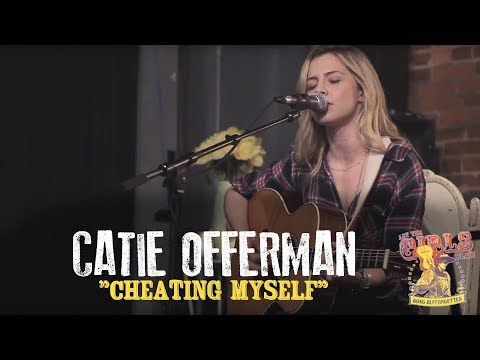 "Catie Offerman - ""Cheating Myself"""