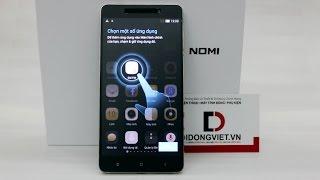 Review đập hộp điện thoại Nomi 3S đẹp hơn Bphone, bphone, dien thoai bkav, smartphone cua bkav, bkav phone, Bphone Bkav, bkav