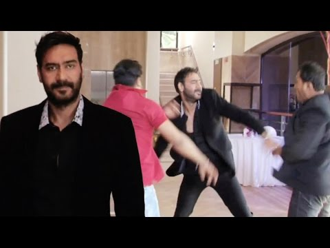 Video Ajay Devgn Promotes Action Jackson On The Sets Of CID download in MP3, 3GP, MP4, WEBM, AVI, FLV January 2017
