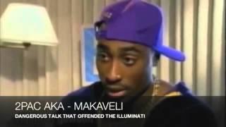 Tupac exposing the truth about the illuminati   ILLUMINATI KILLED 2PAC