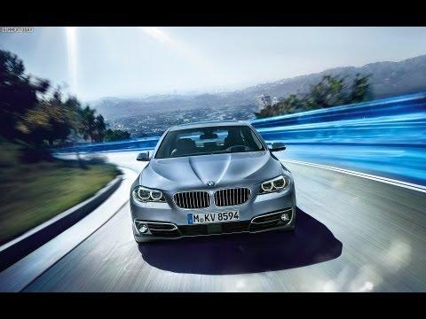 2013 BMW ActiveHybrid 5 Facelift: Hybrid-Technik im 5er F10 LCI