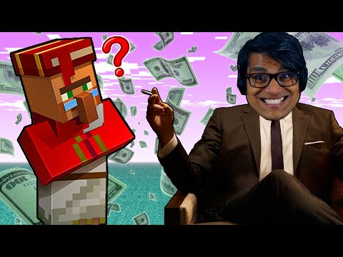 I am a Business Man 💰 [Minecraft (S2) #10 ]