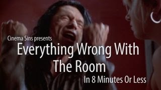 Video Everything Wrong With The Room In 8 Minutes Or Less MP3, 3GP, MP4, WEBM, AVI, FLV Desember 2018