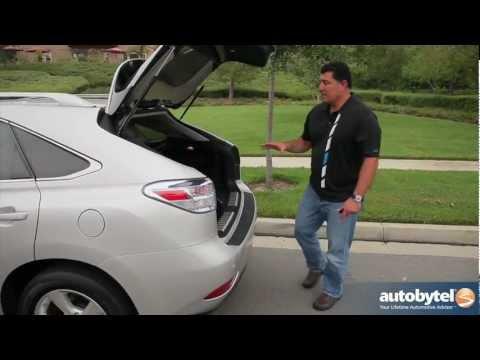 2012 Lexus RX 450h: Video Road Test & Review