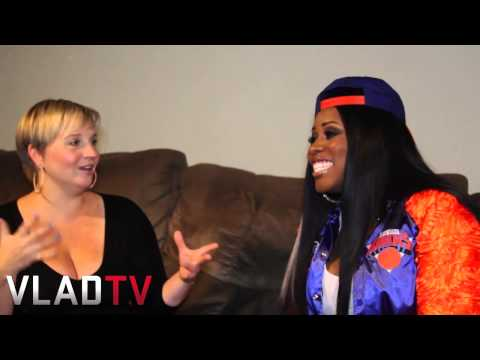 talks - http://www.mainlynks.com/profile.php?pro=vladtv - Bronx spitter Remy Ma sat down with VladTV correspondent Jenny Boom Boom and chatted about working with other female rappers and the new ...