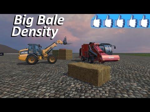 Big Bale Density v1.0