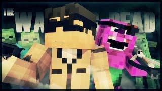 """Minecraft Crafting Dead - """"HELP!"""" #1 (Minecraft Roleplay)"""