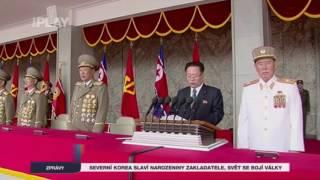 Severní Korea slaví a připravuje se na další jaderný test