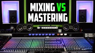 Video Mixing vs Mastering Explained MP3, 3GP, MP4, WEBM, AVI, FLV Juli 2018