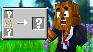 Minecraft But All The Crafting Recipes Are Scrambled - Minecraft Scramble Craft #11 | JeromeASF