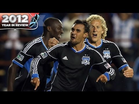 All the San Jose Earthquakes 2012 Goals