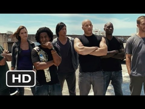Fast Five Official Trailer #1 - (2011) HD