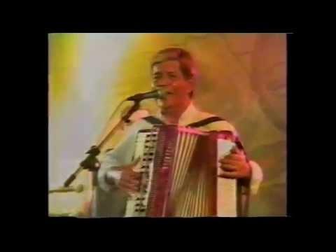 Albino Manique no Festival Querência do Bugio em 1999.