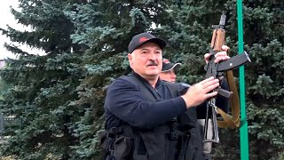 video: Belarus sees mass protests as Alexander Lukashenko orders army to defend nation