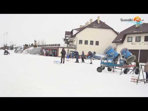 WOSiR Szelment. Śniegu pod narty na metr